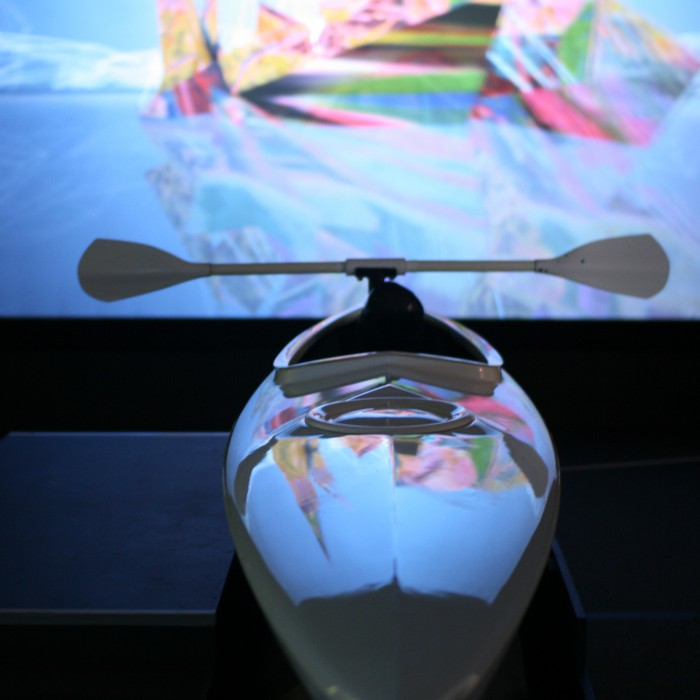 Hyperkinetic Kayak, 2010