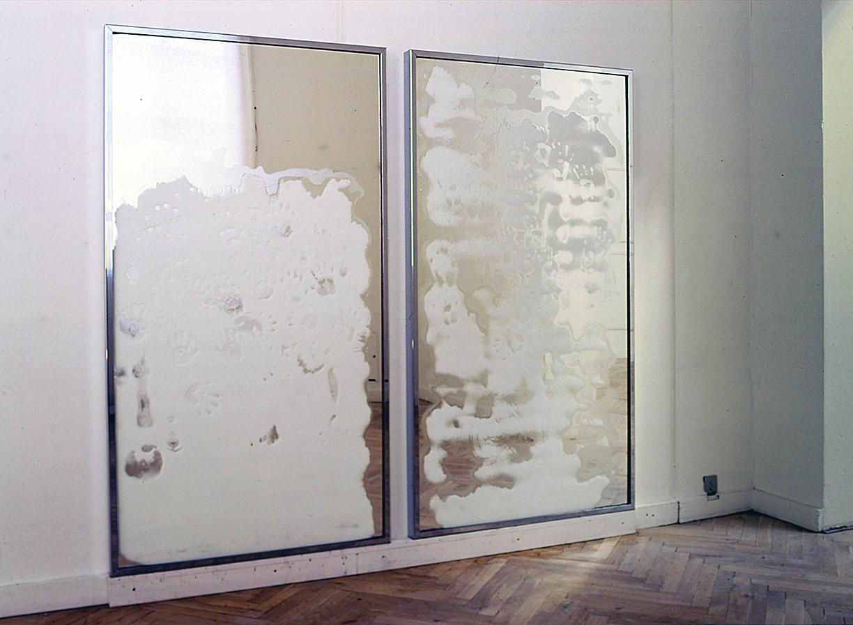 Frozen Mirrors, 2001